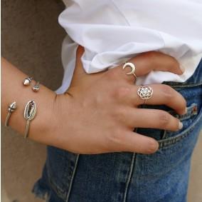 טבעת מון- כסף