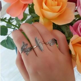 טבעת אריס- כסף