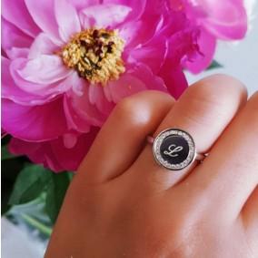 טבעת חריטה ונוס