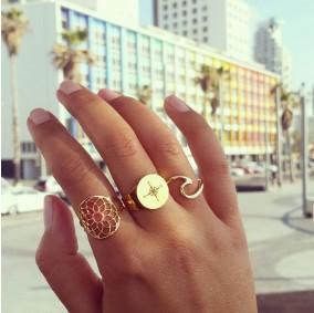 טבעת לוכד חלומות- גולדפילד