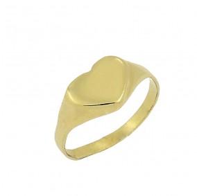 טבעת חותם לב-גולדפילד